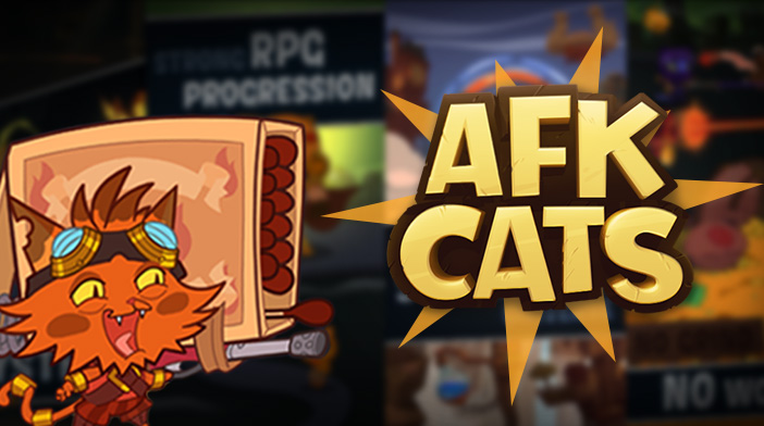 AFK Cats iOS