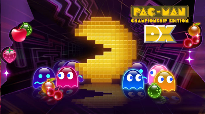 pac man championship deluxe