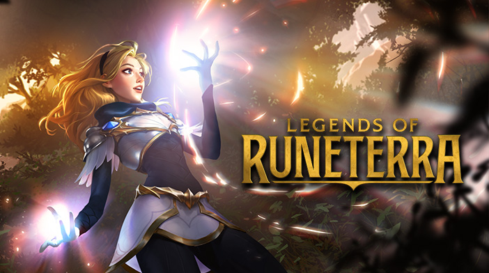 Legends of Runeterra by Riot