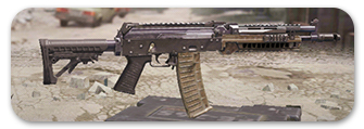 Call of Duty Mobile AK 117