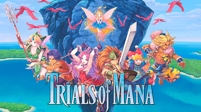 Trials of Mana Coming in April