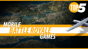 Top 5 Mobile Battle Royale Games