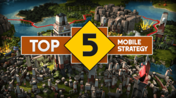 Top 5 Mobile Strategy Games