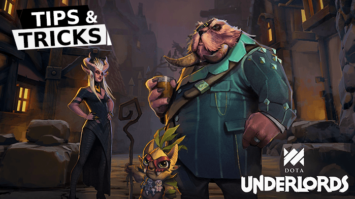 Dota Underlords Tips and Tricks
