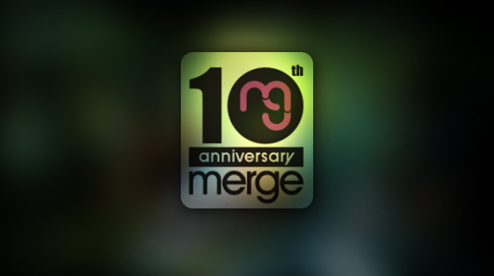 Merge 10th anniversary
