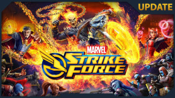 Marvel Strike Force Update 3.6