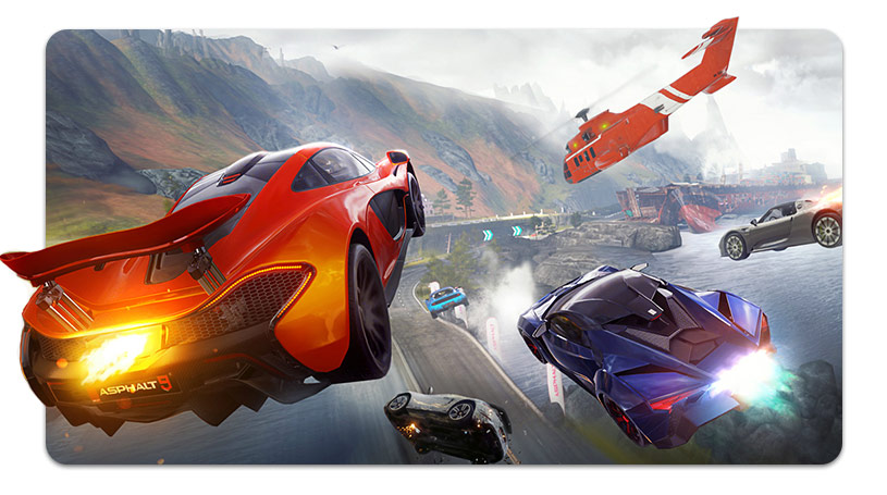 Legenda Asphalt 9