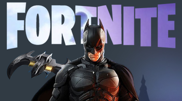 Fortnite - Batman Anniversary Event