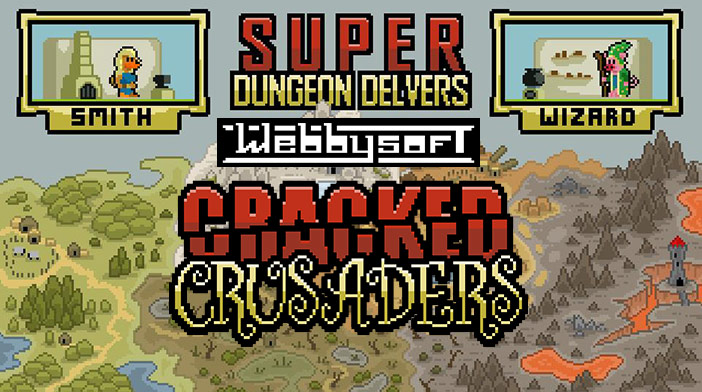 Cracked Crusaders iOS Android