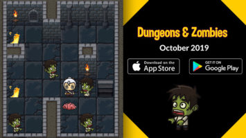 Dungeons and Zombies coming in October