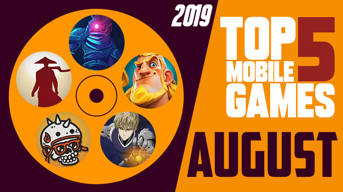 Top 5 Mobile Games 2019-1