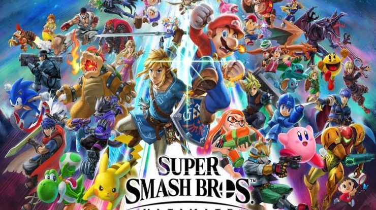 Super Smash Bros. Ultimate batte la concorrenza
