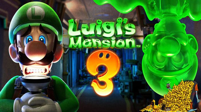 Luigis Mansion 3 Review