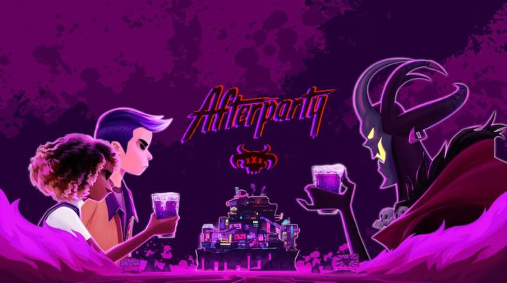 Revisione Afterparty - Un follow up inebriante per Oxenfree