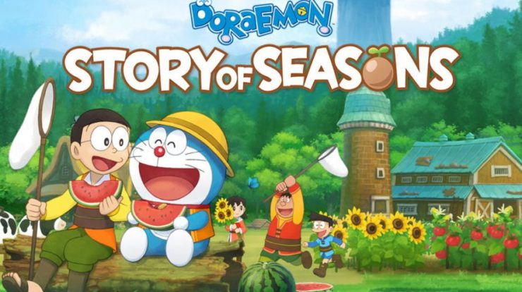 Doraemon Story of Seasons Review - Simulatore agricolo stravagante e carino