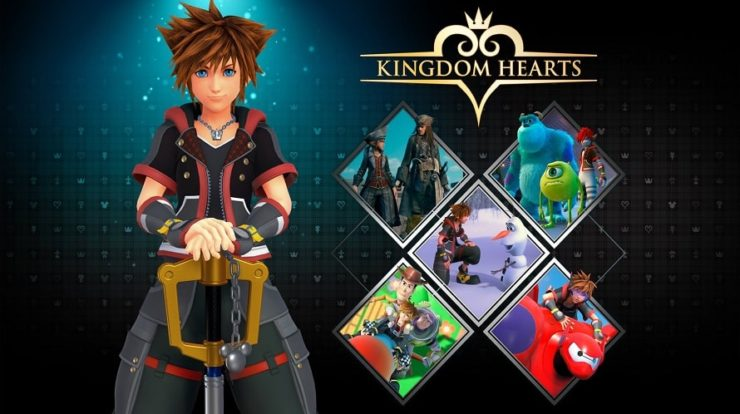 Early Kingdom Hearts Games In arrivo su Xbox One