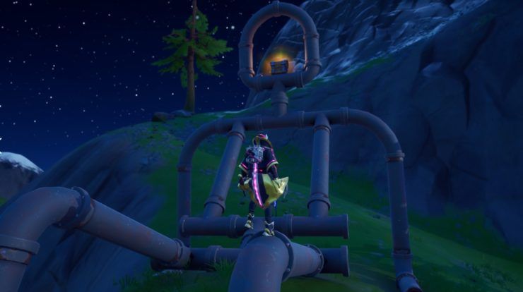 Dove ballare al Pipeman, all'Hayman e alla tenda in legno in Fortnite Capitolo 2