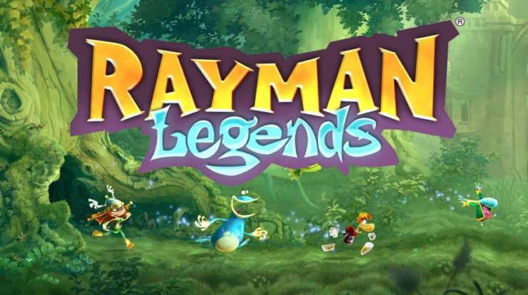Raymen Legends Gratis su Epic Games Store