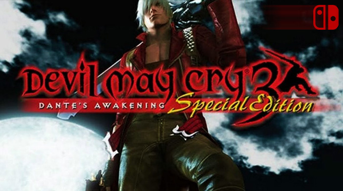 Devil May Cry 3 SE coming to Switch