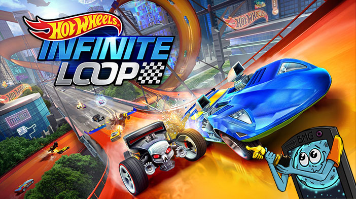 Hot Wheels Infinite Loop Review