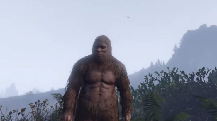 Come giocare a Bigfoot in GTA Online
