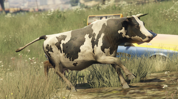 Come giocare come un animale in GTA Online