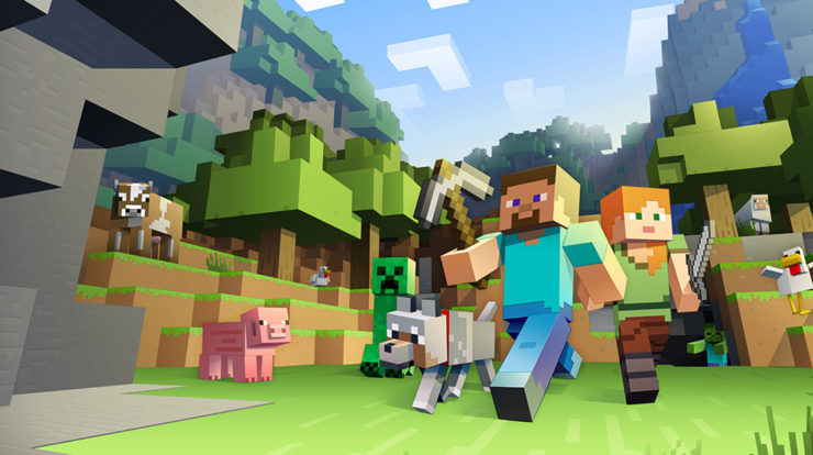 Minecraft Nintendo Switch Edition vende un milione di copie fisiche in Giappone