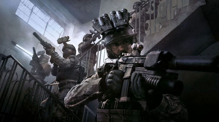 Note sulla patch di Call of Duty Modern Warfare Update 1.09