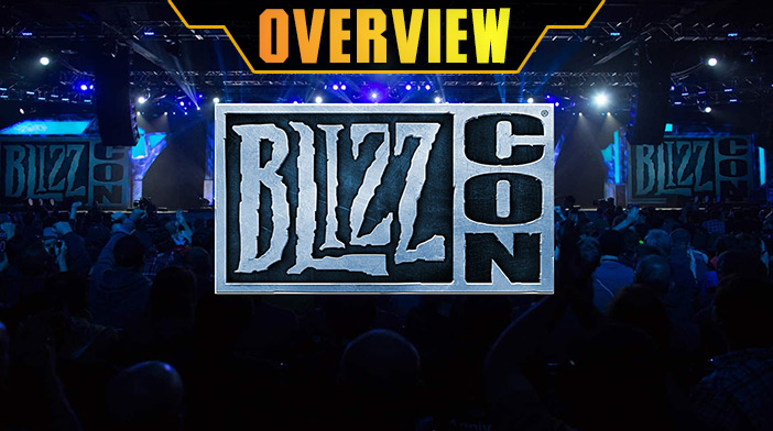 BlizzCon 2019 Overview