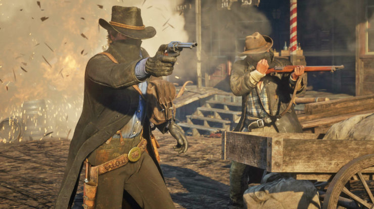 Qui & # 039; s quando Red Dead Redemption 2 si sblocca su PC