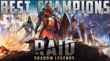 RAID Shadow Legends Best Champions