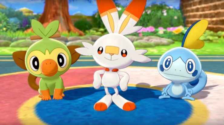 Rumor: Pokemon Sword e Shield Galarian Pokedex può contenere solo 400 Pokemon