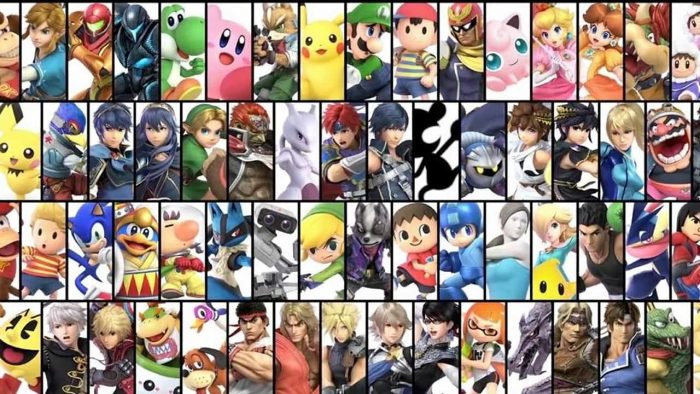 Super Smash Bros. Ultimate evo 2019