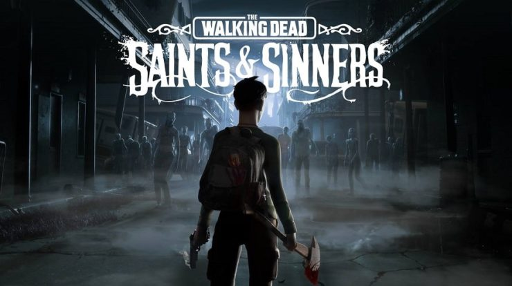 The Walking Dead: Saints & Sinners Behind the Scenes Video - Costruire New Orleans