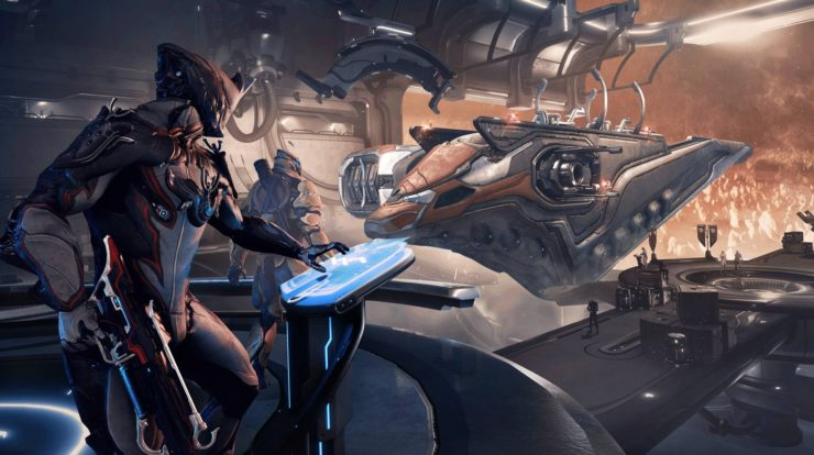 Warframe Update 26.1 Note sulla patch di marea crescente