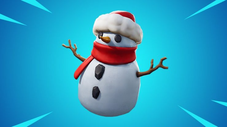 14 sfide di Fortnite Christmas Winterfest 2019