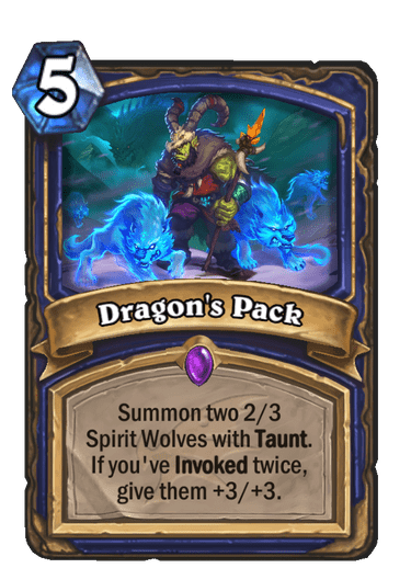 Dragon's Pack
