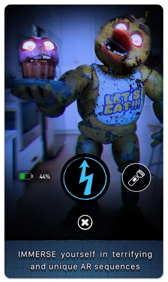 Five Nights at Freddys AR Special Delivery