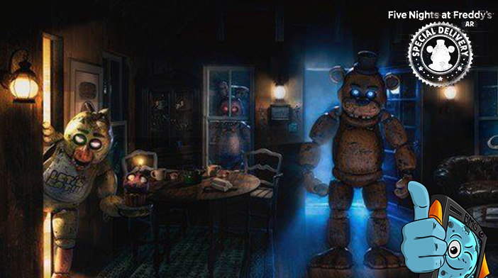 Five Nights at Freddys AR Special Delivery Review