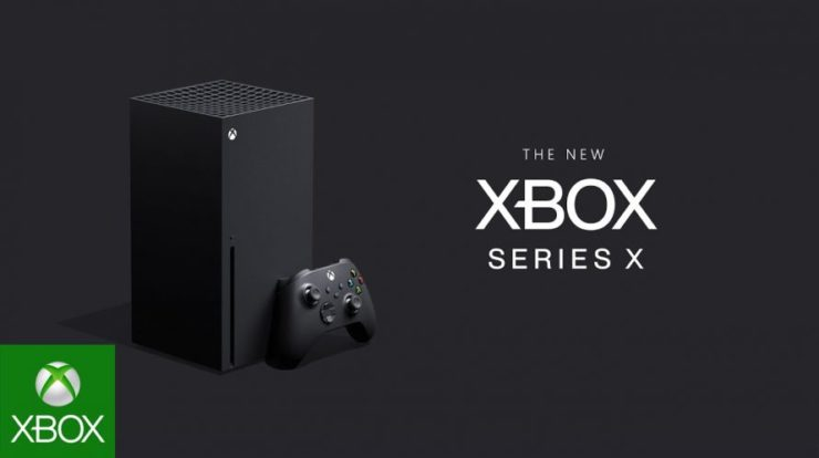 Phil Spencer mostra Xbox Series X