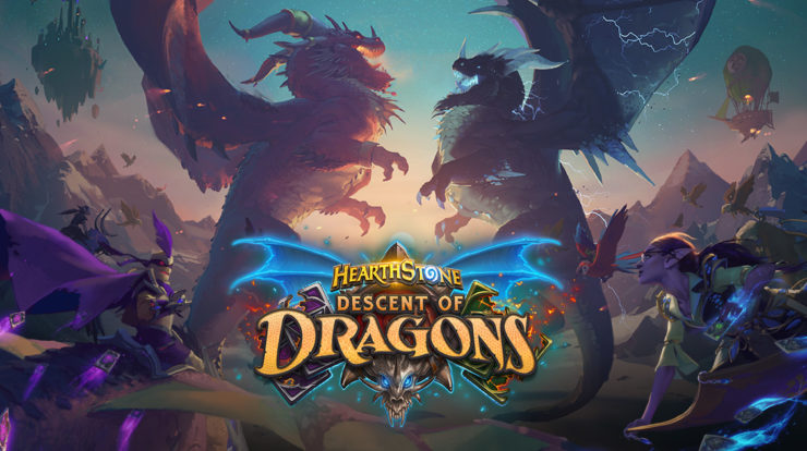 Hearthstone Descent of Dragons: quali carte dovresti creare per prime?