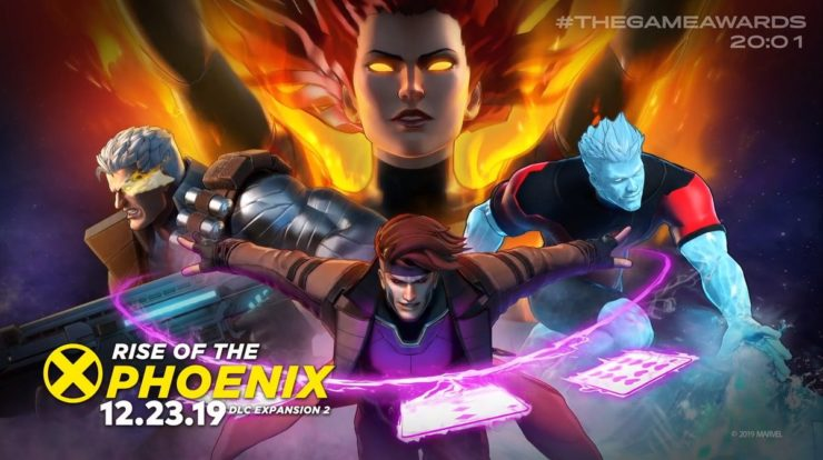 Il DLC di Rise of the Phoenix in arrivo su Marvel Ultimate Alliance 3