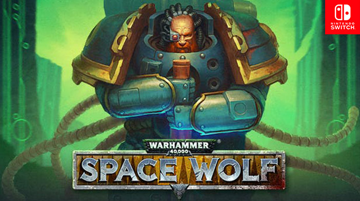 Warhammer 40 000 Space Wolf Switch