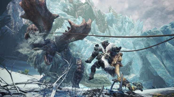 Monster Hunter World: Iceborne Roadmap per il 2020