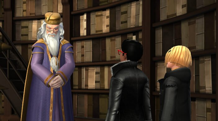 Harry Potter Hogwarts Mystery Walkthrough Year 6 Chapter 16