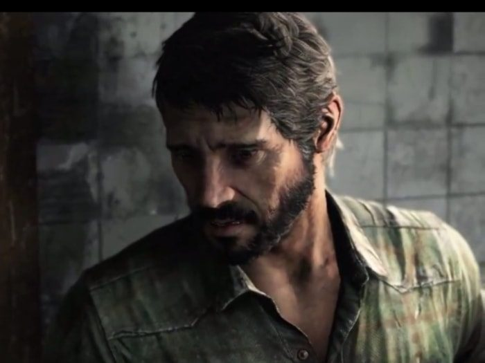 Personaggi con barba - Joel - Last of Us-min