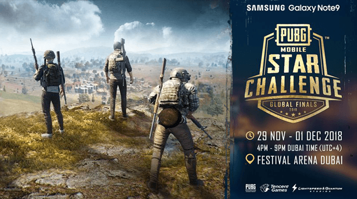 PUBG Mobile Star Challenge Tournament Finals
