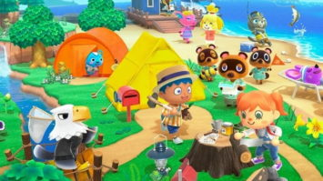 Animal Crossing: New Horizons Review - Living on Island Time