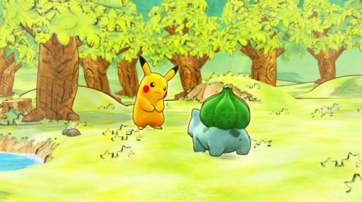 Pokemon Mystery Dungeon: Rescue Team DX Review - A Pokemon Side Quest