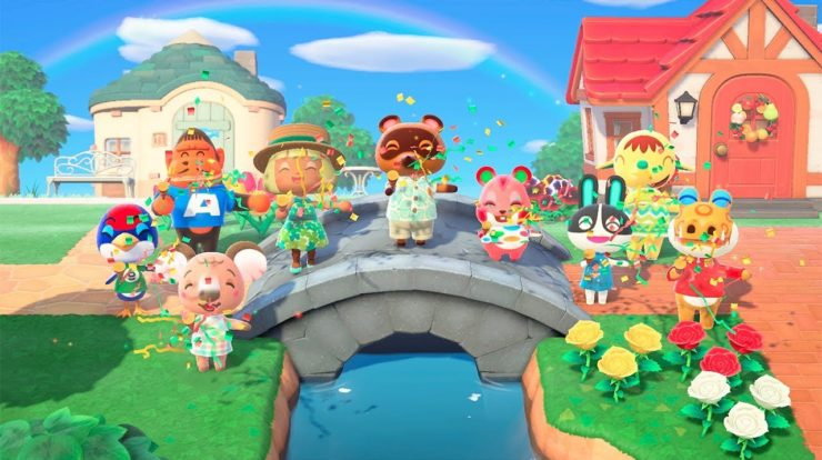 Animal Crossing: New Horizons, secondo quanto riferito, sta portando Dream Suite a visitare le isole dei giocatori offline